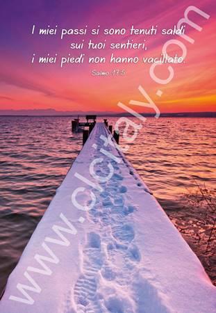 12 Poster con Versetto Biblico - Serie 1