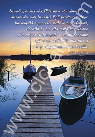 12 Poster con Versetto Biblico - Serie 2