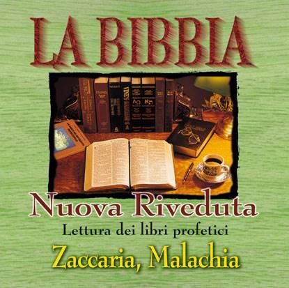 Lettura dei libri profetici Zaccaria, Malachia [Audiolibri su CD]