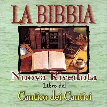 Libro del Cantico dei Cantici [Audiolibri su CD]