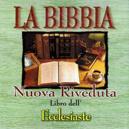 Libro dell'Ecclesiaste [Audiolibri su CD]