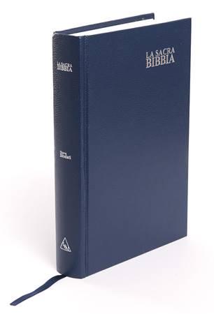 Bibbia Nuova Diodati a caratteri grandi - Formato grande (171.240) (Copertina rigida)