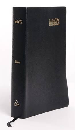 Bibbia Nuova Diodati a caratteri grandi - Formato grande (171.242) (Pelle)