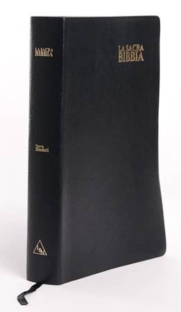 Bibbia Nuova Diodati a caratteri grandi (171.242) (Pelle)