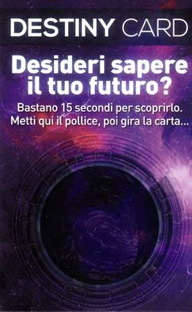 Destiny Card - Confezione da 100 opuscoli (Cartoncino)