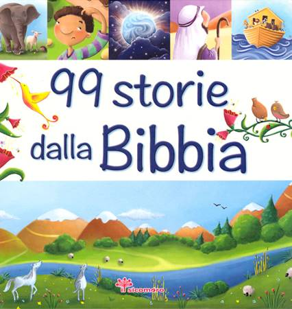 99 storie dalla Bibbia (Copertina rigida)