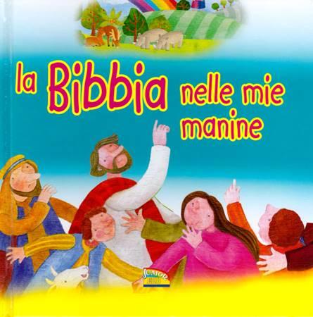 La Bibbia nelle mie manine (Copertina rigida)