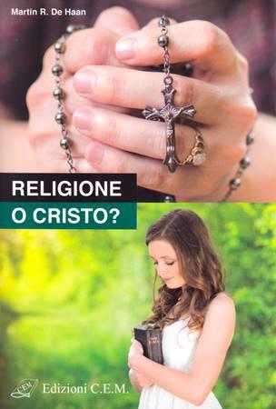 Religione o Cristo? (Spillato)