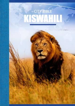 Nuovo Testamento in Swahili (Brossura)