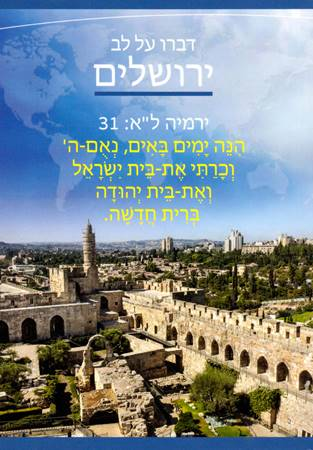 Nuovo Testamento in Ebraico (Brossura)
