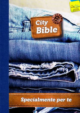 Nuovo Testamento in Italiano - Jeans (Brossura)