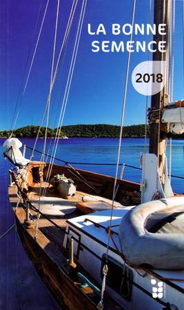 Calendario Buon Seme in Francese 2018 - Calandrier La Bonne Semence 2018 (Brossura)