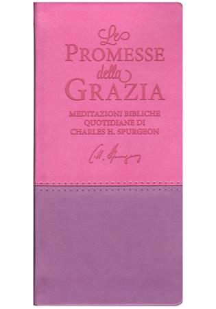 Le promesse della grazia Viola e Rosa (Similpelle)