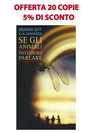Offerta: 20 pezzi del libro evangelistico