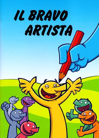 Il bravo artista (Spillato)