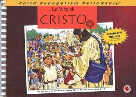 La vita di Cristo - vol. 3 a spirale (Spirale) [Dispensa]