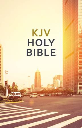 KJV Value Outreach Bible - Street (Brossura)