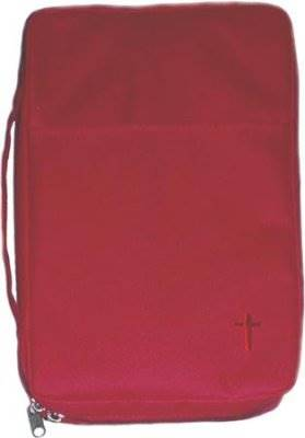 Copribibbia Cross Bordeaux - Medium (Stoffa)