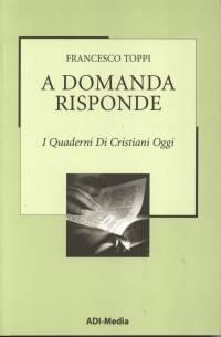 A domanda risponde - vol. II (Brossura)