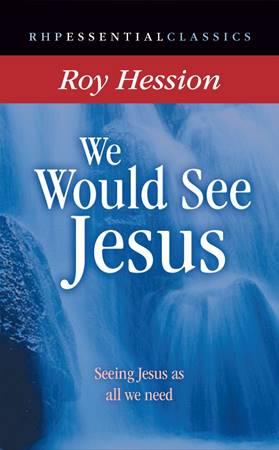 We Would See Jesus (Brossura)