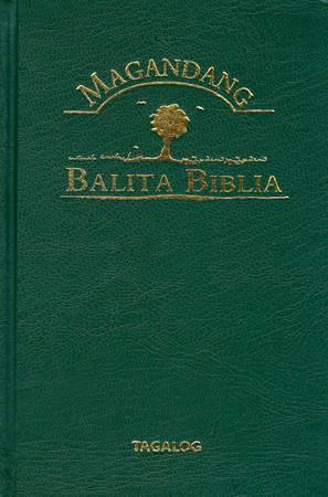 Bibbia in Tagalog MBB 12 TAG 033 - Colori vari