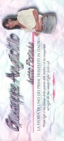 Giuseppe Angiolillo detto Florinda - Confezione da 10 opuscoli (Pieghevole)