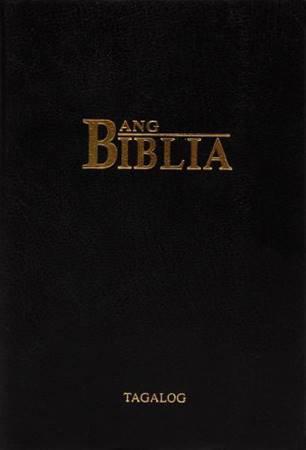 Bibbia in Tagalog TAG 033 (Copertina rigida)