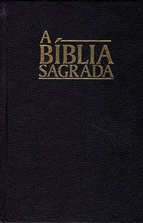 Bíblia ACF letra maior (Copertina rigida)