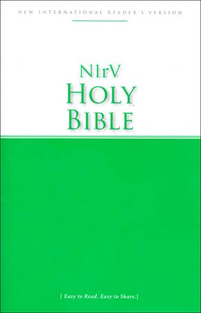 NIRV Economy Bible (Brossura)