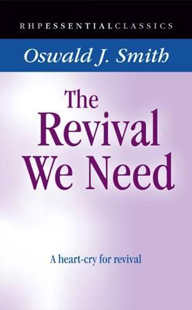 The Revival We Need (Brossura)