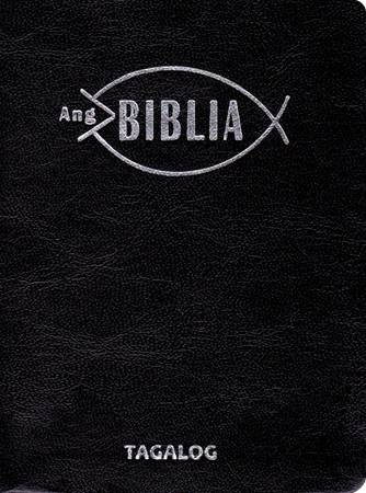 Bibbia in Tagalog TAG 035 SE (Similpelle)