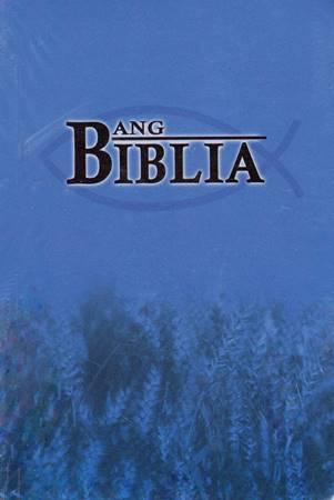 Bibbia in Tagalog TAG 030 (BP) (Brossura)