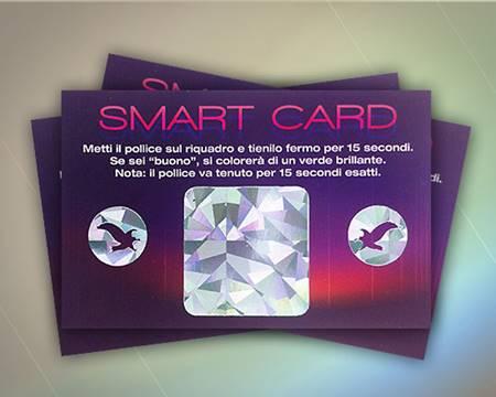 Smart Card - Confezione da 100 opuscoli (Cartoncino)