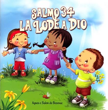 Salmo 34 - La lode a Dio (Spillato)