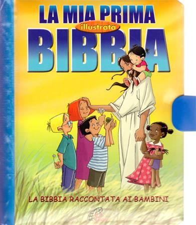 La mia prima Bibbia illustrata (Copertina Rigida con Valigetta)