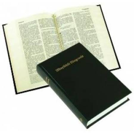Ndebele Reference Bible (Copertina rigida)