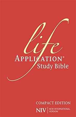 NIV Compact Life Application Study Bible (Anglicised) (Copertina rigida)