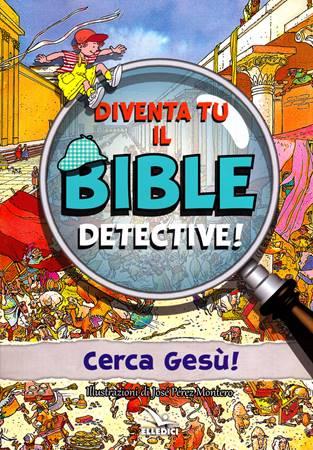 Diventa tu il Bible detective! (Spillato)