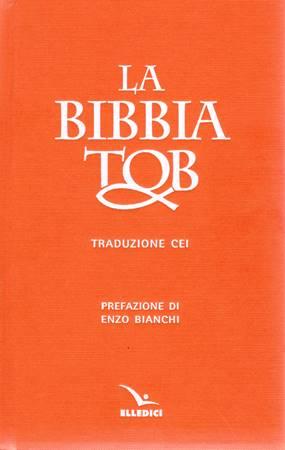 La Bibbia Tob - Nuova traduzione Cei (Copertina rigida)
