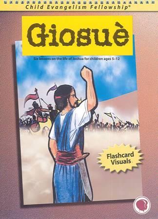Giosuè - Figure a flanella, testo e sussidi