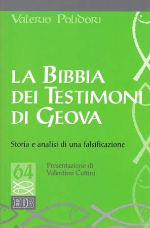 Libri Sui Testimoni Di Geova Sette Www Clcitaly Com