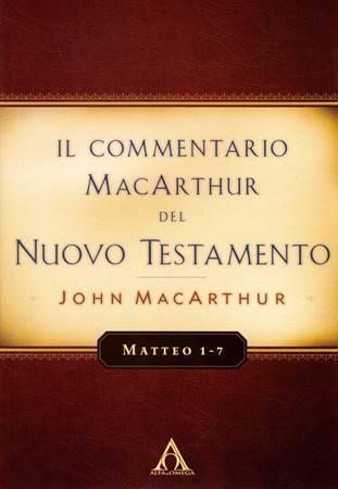 Matteo 1-7 Commentario di John MacArthur