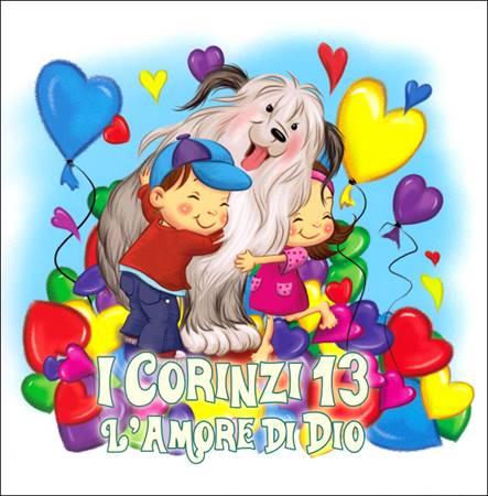 1 Corinzi 13 - L'amore di Dio