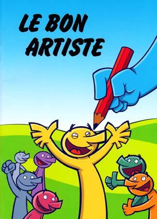 Il Bravo Artista in Francese - Le Bon Artiste (Spillato)
