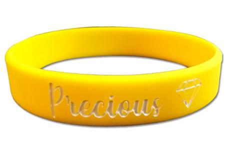 Braccialetto Precious - Giallo