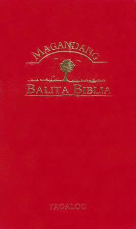 Bibbia in Tagalog TPV 063 P Large Print - Colori vari (Copertina rigida)