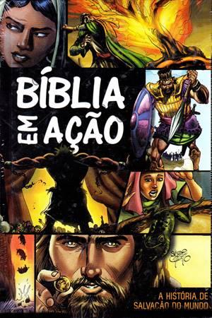 A Bíblia em ação (Copertina rigida)