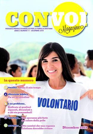 Rivista Con voi Magazine - Dicembre 2018 (Spillato)