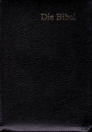 Bibbia in Tedesco - Nera (Similpelle)