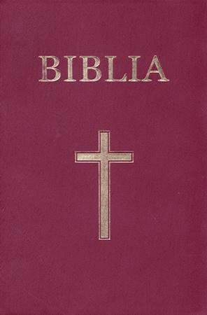Bibbia in Rumeno versione Dumitru Cornilescu (PVC)